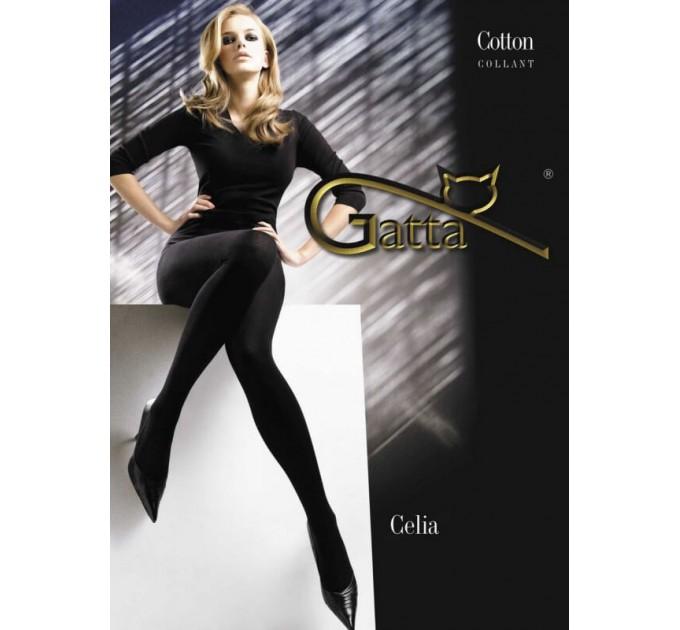 Колготки Gatta Celia Cotton 120 den