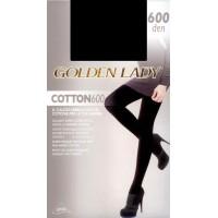Golden Lady Cotton 600 den