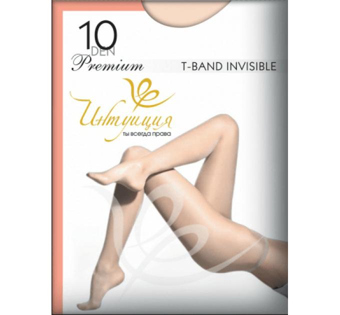 Колготки Интуиция T-BAND Invisibile Premium 10 den