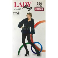 Lady May Classic Cotton 350 den